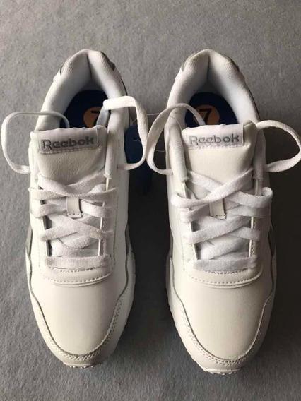 Tenis Reebok Royal Glide Lx Classic Retro Original Blanco