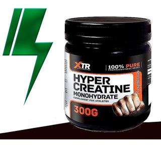 Hyper Creatine Monohydrate ( Creatina Monohidratada ) - 300g - Xtr Nutrition