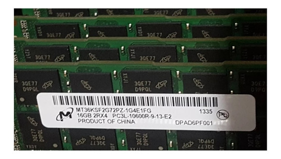 Memoria Server Ddr3 1333 16gb 2rx4 Pc3l-10600r (1x16bg) Bulk