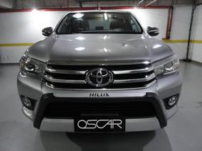 Toyota Hilux Srx Cab. Dupla 2.8 Diesel 4x4 2017 Top 24mil Km