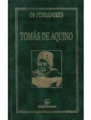 Sto Tomás De Aquino Os Pensadores Editora Nova Cultural