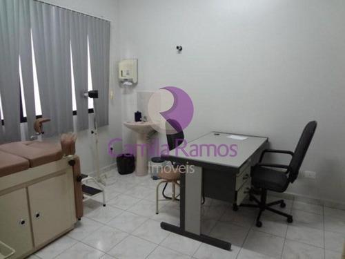 Sala Comercial Para Locação, Centro, São Paulo. - Sa0010 - 68321479
