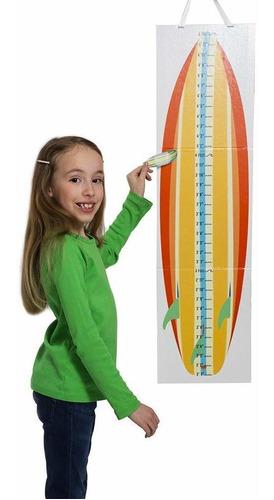 Imagen 1 de 8 de Gráfico De Crecimientotabla De Surf Gro Gráfico Con 12