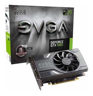 Tarjeta De Video Evga Gtx 1060 Gaming 3gb Gddr5/ Boleta