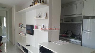 Oportunidade No Ed. Jardinatti - 3 Dormitórios - Térreo! - Ap0054