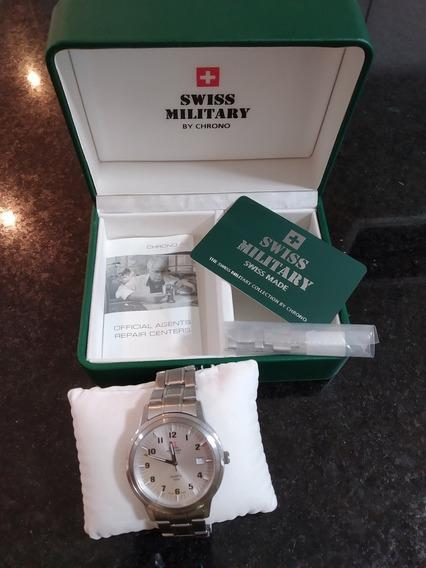 Relógio Suíço Swiss Military Original Oportunidade