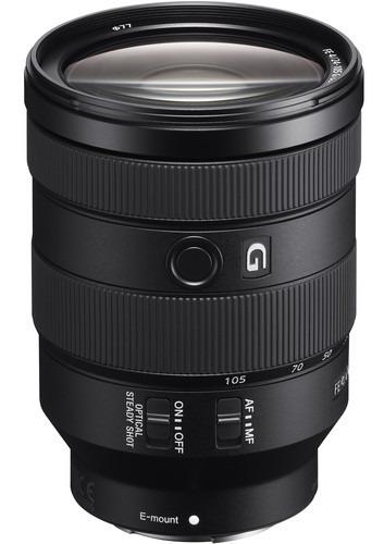 Lente Sony Fe 24-105mm F/4 G Oss - Sel24105g - Loja Platinum