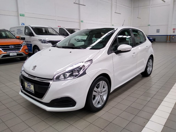 Peugeot 208 2020 1.6 Active 5p Mt