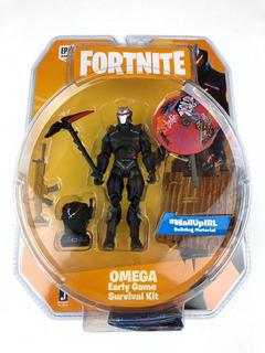 Omega Figura 17cm 22 Articulaciones Fortnite Caffaro 0606
