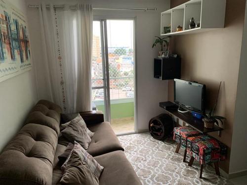 Apartamento Com 2 Dormitórios À Venda, 50 M² Por R$ 280.000 - Vila Amélia - São Paulo/sp - Ap0242