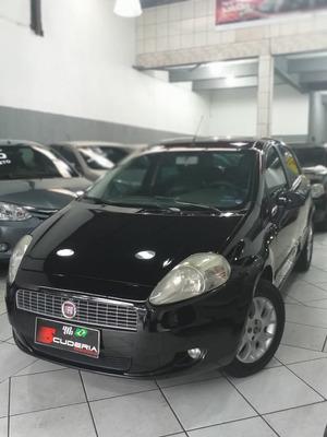 Fiat Punto Hlx 1.8 2008 Lindo