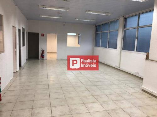Prédio, 1000 M² - Venda Por R$ 3.500.000,00 Ou Aluguel Por R$ 18.000,00/mês - Vila Anastácio - São Paulo/sp - Pr0352