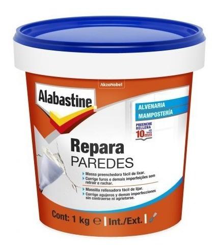 Alabastine Repara Paredes 1 Kg Alba Mm