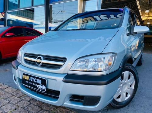 Imagem 1 de 15 de Chevrolet Zafira 2.0 Mpfi Expression 8v Flex 4p Automático