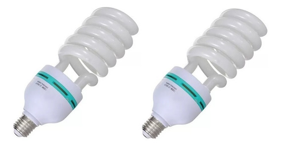 Kit C/2 Lampada Fria Day Light 135w 5500k 110v Original Nf