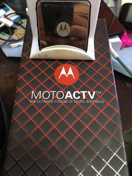 Smartwatch Motoactv....8gb...gps Fitness