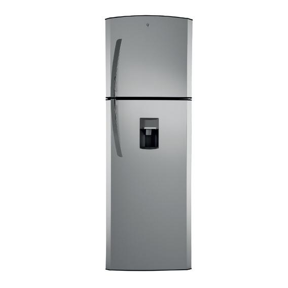 Heladera No Frost 319 Lts Inox Ge Appliances Rga1130ygre0