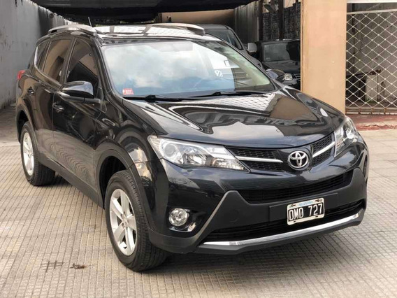 Toyota Rav4 2.5 4x4 Vx 6at 2014
