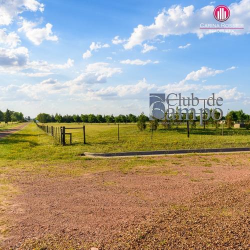 Imagen 1 de 7 de Lote 658[m²] - Club De Campo Termas Villa Elisa - Vl-017