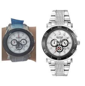 Relógio Magnum Masculino Cronógrafo Ma32050q