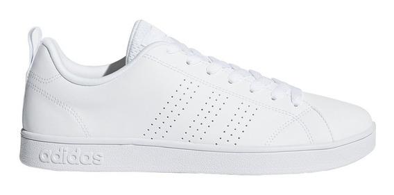 Tenis adidas Vs Advantage Clean - Blanco - Hombre