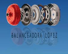 Balanceo De Turbinas, Poleas Y Platos