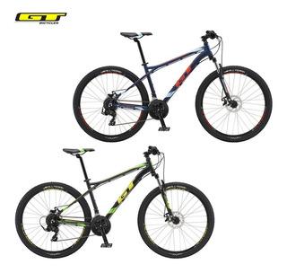 Bicicleta Gt Agressor Sport Rodado 27.5 Disco Hidraulico