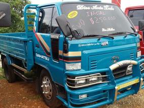 Daihatsu Delta 1999 Diesel Cama Corta Bastante Cuidado