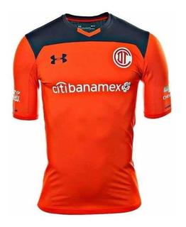 Jersey Toluca Temporada 2017- 2018
