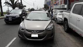 Hyundai Elantra Modelo Gls 2012 Automatico Secuencial Full