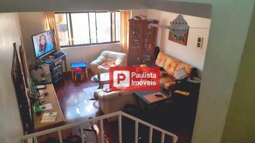 Sobrado À Venda, 108 M² Por R$ 590.000,00 - Vila Mascote - São Paulo/sp - So4299