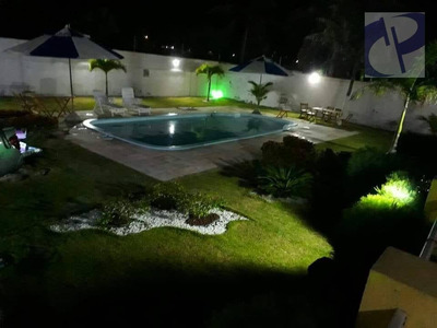 Casa Residencial À Venda, Iguape, Aquiraz - Ca2099. - Ca2099