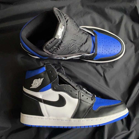 Nike Air Jordan 1 High Royal Toe