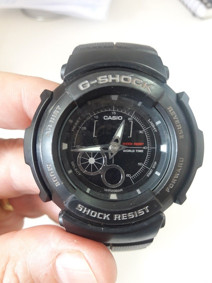 Relogio Casio - G-shock Original! Com Caixa E Manual!