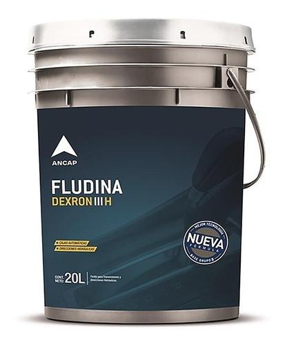 Fludina Ancap 20 Lts Lubricante Transmisiones - Tyt