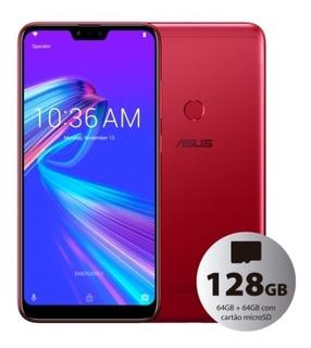 Smartphone Zenfone Shot Plus 4gb/128(64+64cartão) Post.rapid