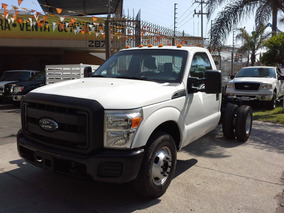 Ford F-350 6.2 Xl Mt Chasis Cabina