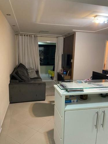 Imagem 1 de 30 de Apartamento Com 3 Dormitórios À Venda, 70 M² Por R$ 530.000,00 - Pirituba - São Paulo/sp - Ap3553