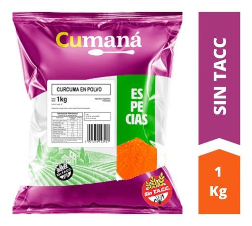 Curcuma En Polvo X 1 Kg - Libre De Gluten Sin Tacc