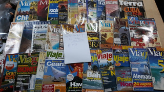 Revista Viagem E Turismo. 32 Revistas Diversas