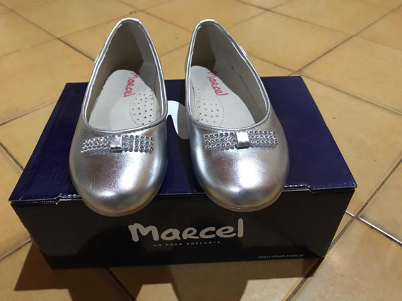 Zapatos Marcel Balerina C/strass