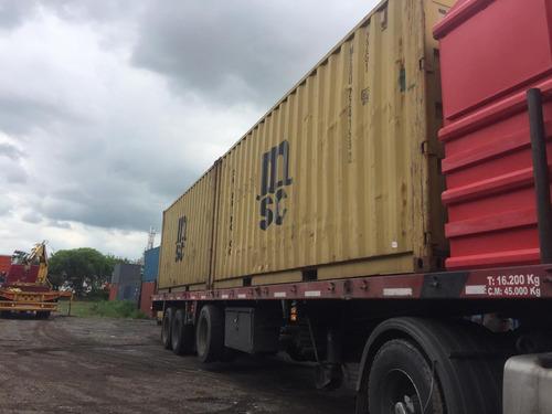 Containers Marítimos Contenedores 40' Hc Tierra Del Fuego