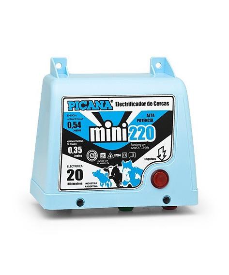 Elecrificador Picana Mini 220v 20km
