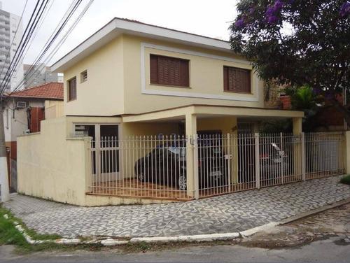 Casa Com 3 Dormitórios E 2 Vagas De Garagem - Vila Mariana - Ca1405