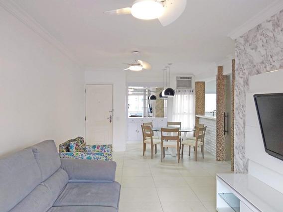 Apartamento Em Praia Da Enseada – Hotéis, Guarujá/sp De 135m² 4 Quartos Para Locação R$ 500,00/dia - Ap268925