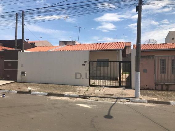 Casa Com 2 Dormitórios Para Alugar, 100 M² Por R$ 1.200,00/mês - Marieta Dian - Paulínia/sp - Ca13585