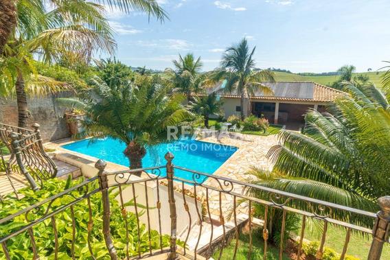 Chácara Com 3 Dormitórios À Venda, 1160 M² Por R$ 870.000,00 - Jardim Leonor - Itatiba/sp - Ch0243