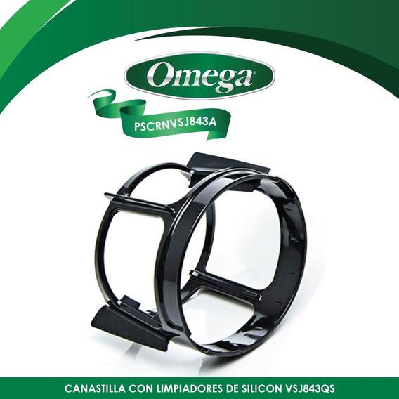 Refacción Canastilla C/limpiadores Vsj843 Omega Pscrnvsj843