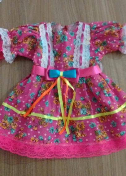 Vestido Junino Infantil Para Bebês