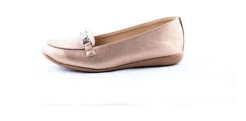 Zapato Para Dama Color Seda Clinton